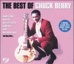BERRY CHUCK-THE BEST OF 2CD *NEW*