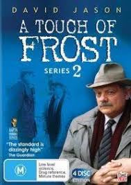 A TOUCH OF FROST-SERIES TWO 4DVD VG