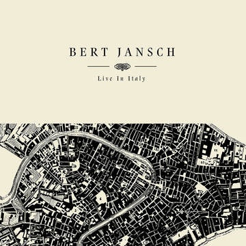 JANSCH BERT-LIVE IN ITALY 2LP *NEW*