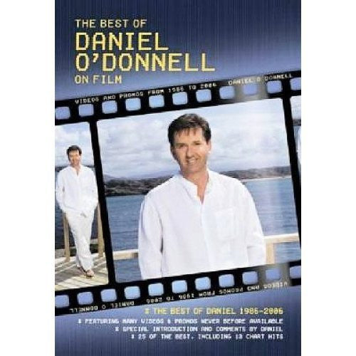 O'DONNELL DANIEL-THE BEST OF DANIEL O'DONNELL ON FILM DVD VG