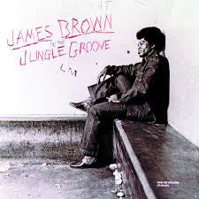 BROWN JAMES-IN THE JUNGLE GROOVE 2LP VG COVER VG+