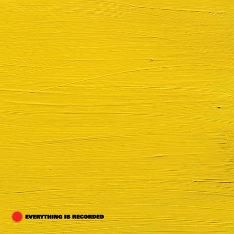 EVERYTHING IS RECORDED-EVERYTHING IS RECORDED CD  *NEW*
