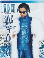 PRINCE-RAVE UN2 THE YEAR 2000 DVD VG