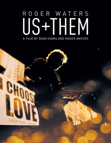 WATERS ROGER-US+THEM BLURAY *NEW*