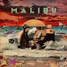 PAAK ANDERSON-MALIBU 2LP VG+ COVER NM