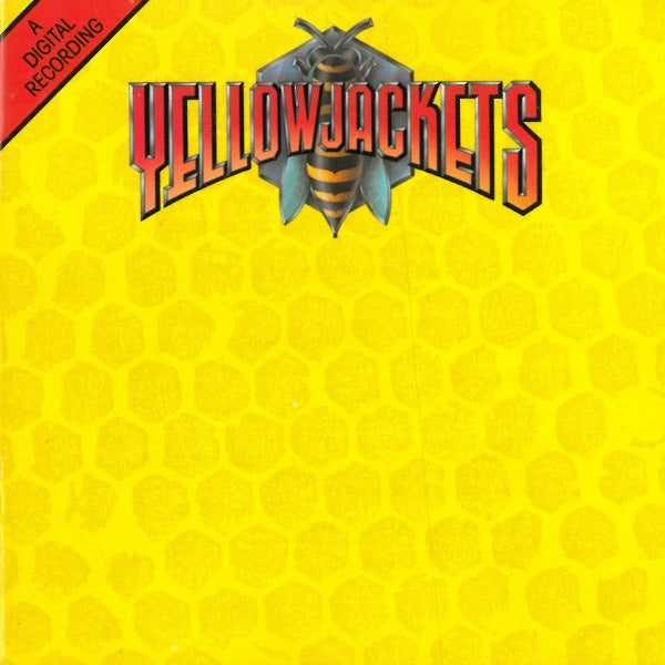 YELLOW JACKETS-YELLOW JACKETS CD VG