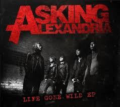ASKING ALEXANDRIA-LIFE GONE WILD EP 2CD *NEW*