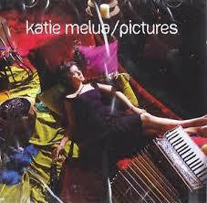 MELUA KATIE-PICTURES CD VG