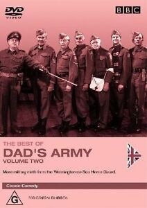 DAD'S ARMY: THE BEST OF VOLUME TWO DVD VG+
