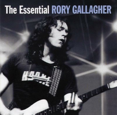 GALLAGHER RORY-THE ESSENTIAL 2CD VG