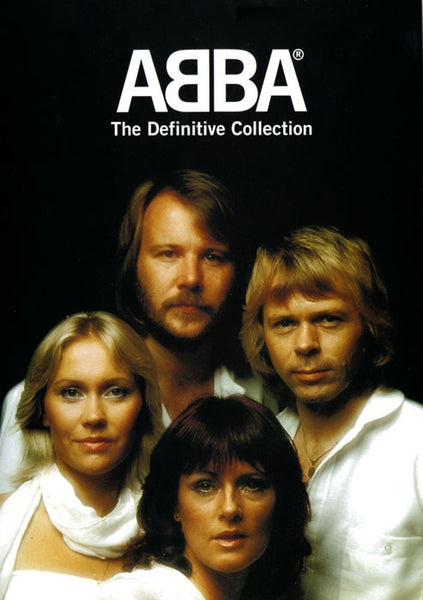 ABBA-THE DEFINITIVE COLLECTION VG