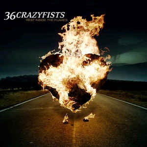 36 CRAZYFISTS-REST INSIDE THE FLAMES CD VG