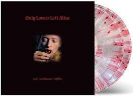 WISSEM JOZEF VAN / SQURL-ONLY LOVERS LEFT ALIVE CLEAR/ RED SPLATTER VINYL 2LP *NEW*