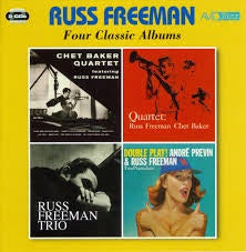 FREEMAN RUSS-FOUR CLASSIC ALBUMS 2CD *NEW*