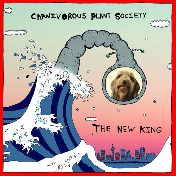 CARNIVOROUS PLANT SOCIETY-THE NEW KING CD VG