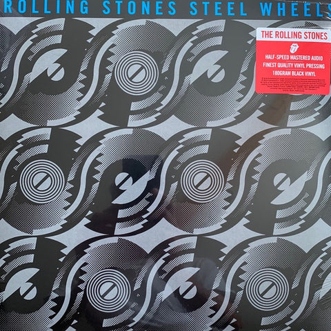 ROLLING STONES THE-STEEL WHEELS LP *NEW*