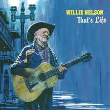 NELSON WILLIE-THAT'S LIFE CD *NEW*
