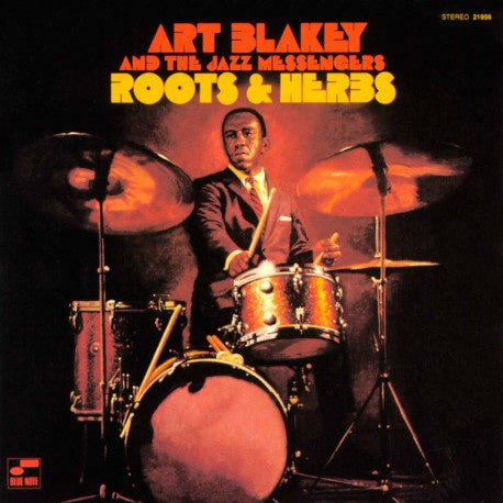 BLAKEY ART & THE JAZZ MESSENGERS-ROOTS & HERBS LP *NEW*