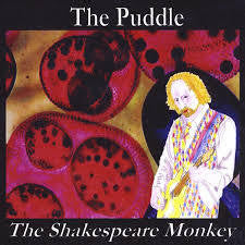 PUDDLE THE-THE SHAKESPEARE MONKEY CD VG