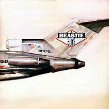 BEASTIE BOYS-LICENSED TO ILL LP NM COVER EX