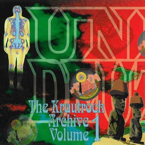 UNKNOWN DEUTCHLAND: KRAUTROCK ARCHIVE VOL. 1-VARIOUS CD G
