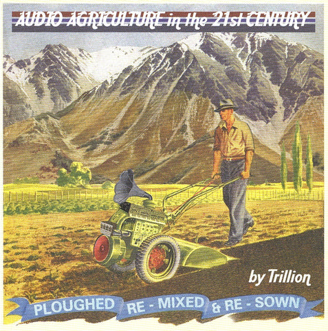 AUDIO AGRICULTURE IN THE 21ST CENTURY-VARIOUS ARTISTS CD VG