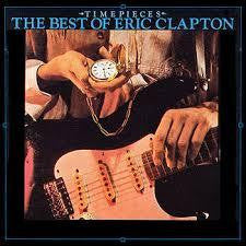 CLAPTON ERIC-TIMEPIECES THE BEST OF LP VG COVER VG