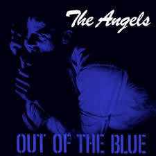 "ANGELS THE-OUT OF THE BLUE 12"" VG COVER G"