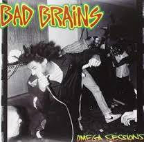 "BAD BRAINS-OMEGA SESSIONS 10"" *NEW*"