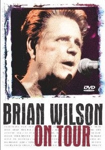 WILSON BRIAN-ON TOUR DVD VG