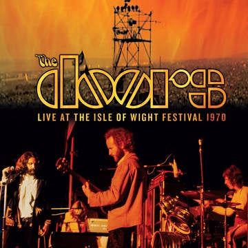 DOORS THE-LIVE AT THE ISLE OF WIGHT FESTIVAL 1970 2LP *NEW*