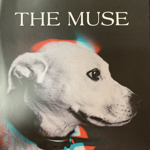 BIDDINGTON ERIC-THE MUSE CD *NEW*