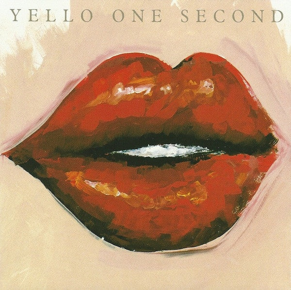 YELLO-ONE SECOND CD VG