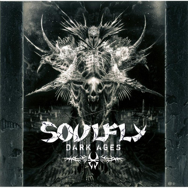 SOULFLY-DARK AGES CD VG