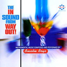 BEASTIE BOYS-THE IN SOUNDS FROM WAY OUT! LP *NEW*