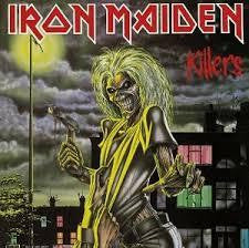 IRON MAIDEN-KILLERS LP *NEW* was $34.99 now...