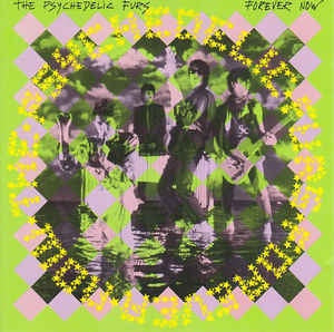 PSYCHEDELIC FURS THE-FOREVER NOW CD VG