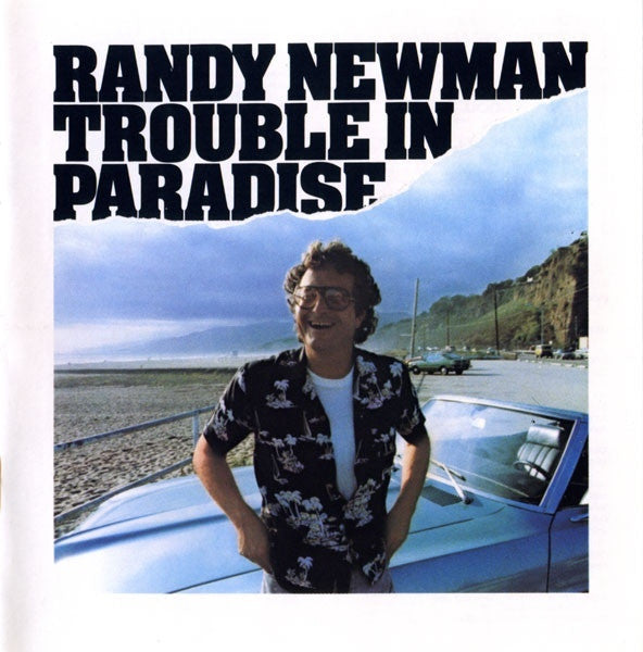 NEWMAN RANDY-TROUBLE IN PARADISE CD VG