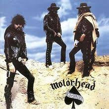 MOTORHEAD-ACE OF SPADES LP EX COVER EX