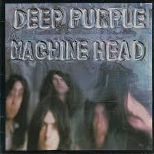 DEEP PURPLE-MACHINE HEAD LP VG COVER VG