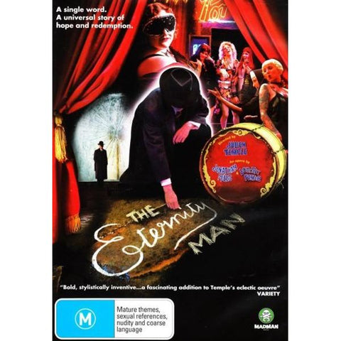 ETERNITY MAN DVD VG+