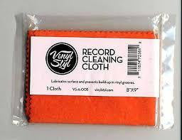 VINYL STYL RECORD CLEANING CLOTH *NEW*