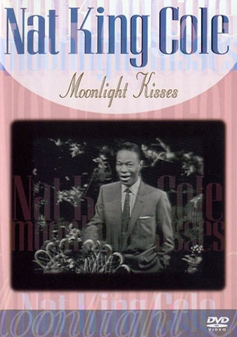 COLE NAT KING-MOONLIGHT KISSES DVD VG