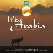 WILD ARABIA ORIGINAL TELEVISION SOUNDTRACK CD *NEW*
