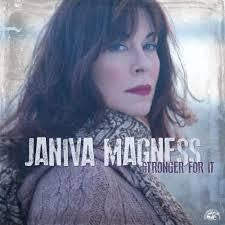MAGNESS JANIVA-STRONGER FOR IT CD *NEW*