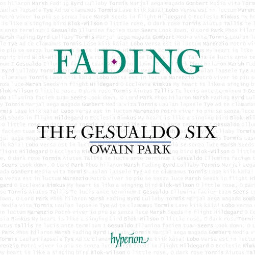 GESUALDO SIX THE-FADING CD *NEW*