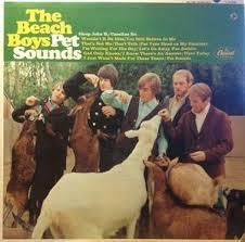 BEACH BOYS-PET SOUNDS MONO LP NM COVER EX