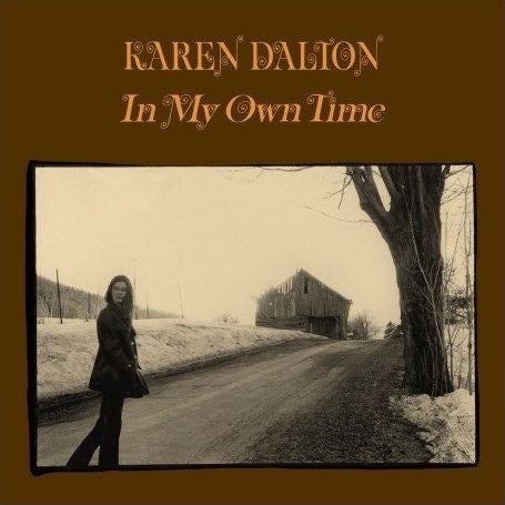 DALTON KAREN-IN MY OWN TIME CD VG