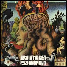 BRAINTICKET-PSYCHONAUT GREEN VINYL LP *NEW*