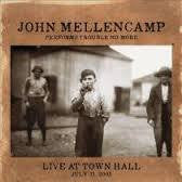 MELLENCAMP JOHN-PERFORMS TROUBLE NO MORE LP *NEW*